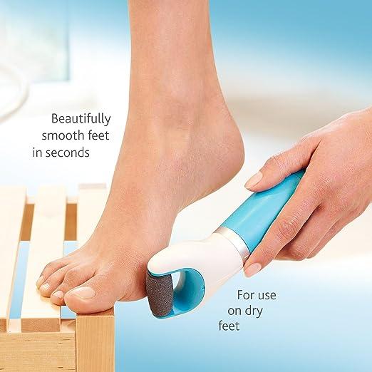 脚跟如婴儿般嫩滑,Amope电动修脚去死皮机