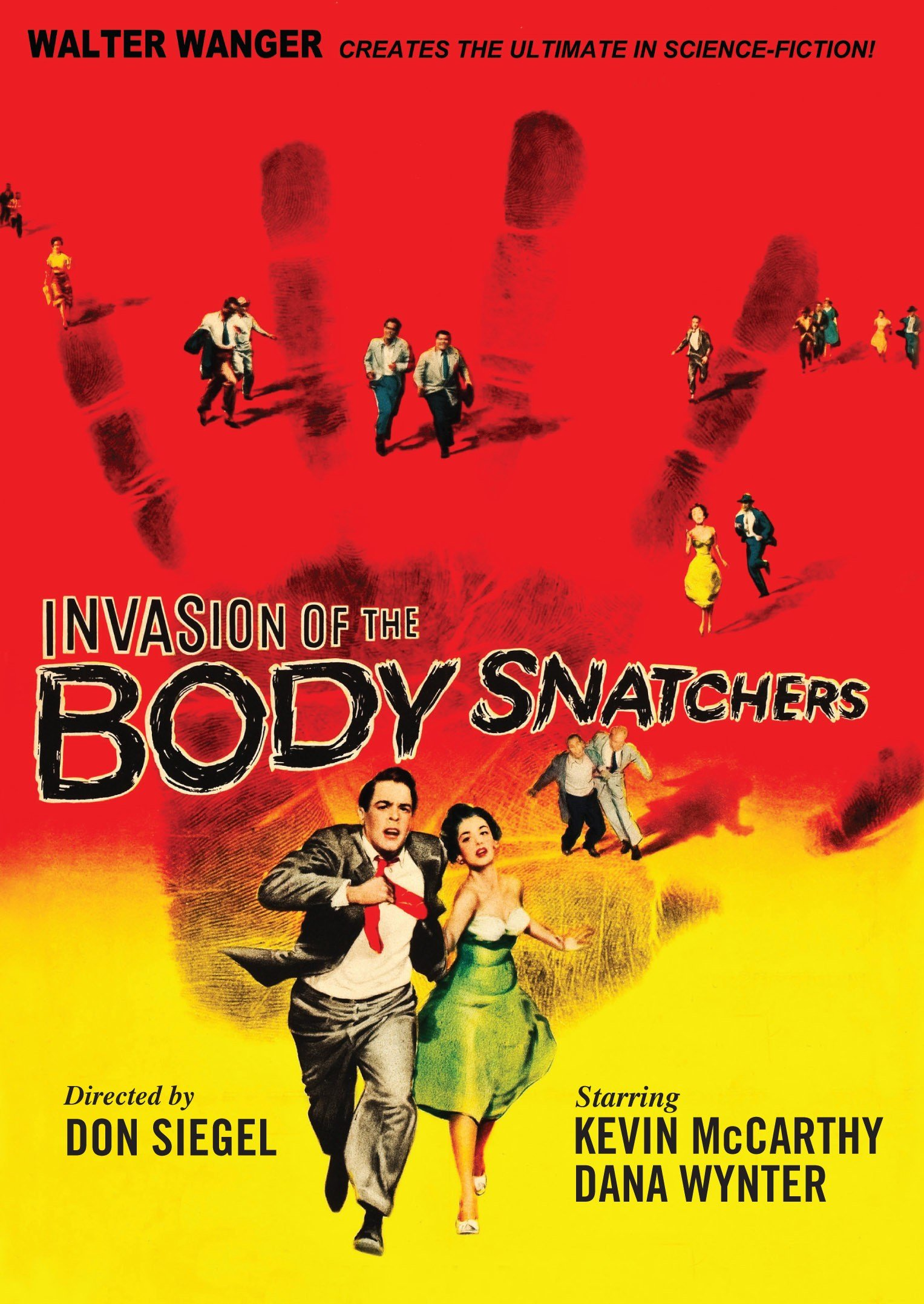 Invasion of the Body Snatchers by Olive Films