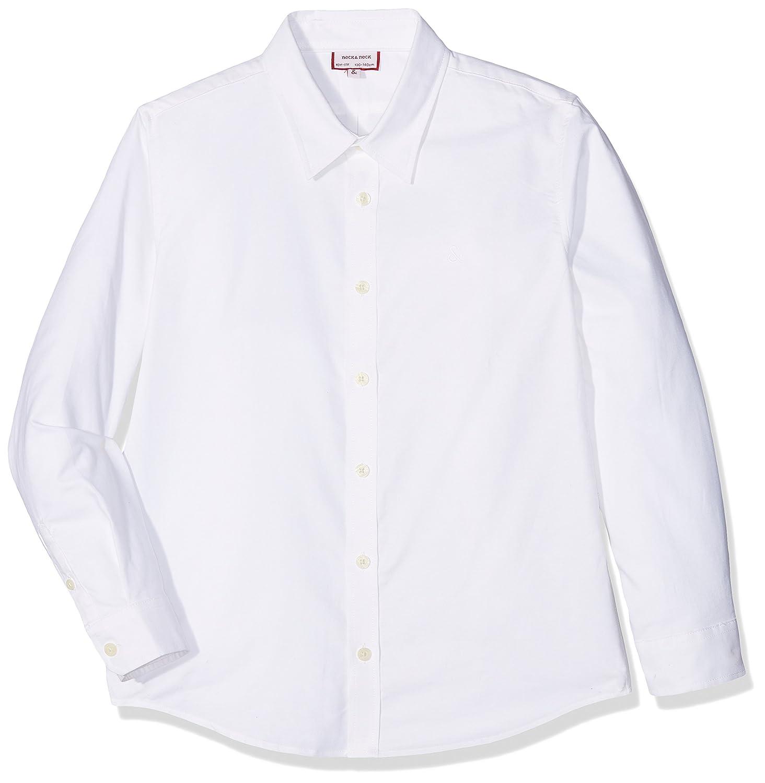 neck & neck 17I07012.11 Camisa, Blanco (Blanco Óptico), 2 años (Tamaño del Fabricante:2A) para Niños: Amazon.es: Ropa y accesorios