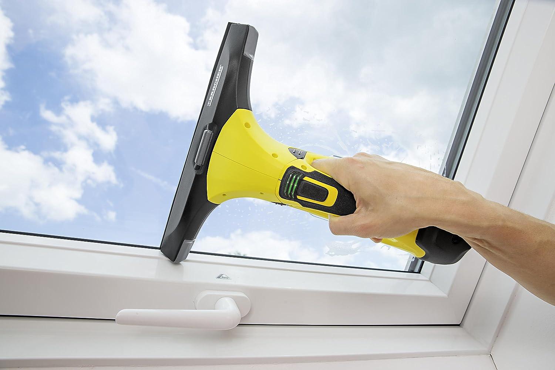 Microfasertuch 40x40cm im Set Fensterreinigungset /… K/ÄRCHER WV 5 Plus RM 500 2 Wischbez/üge