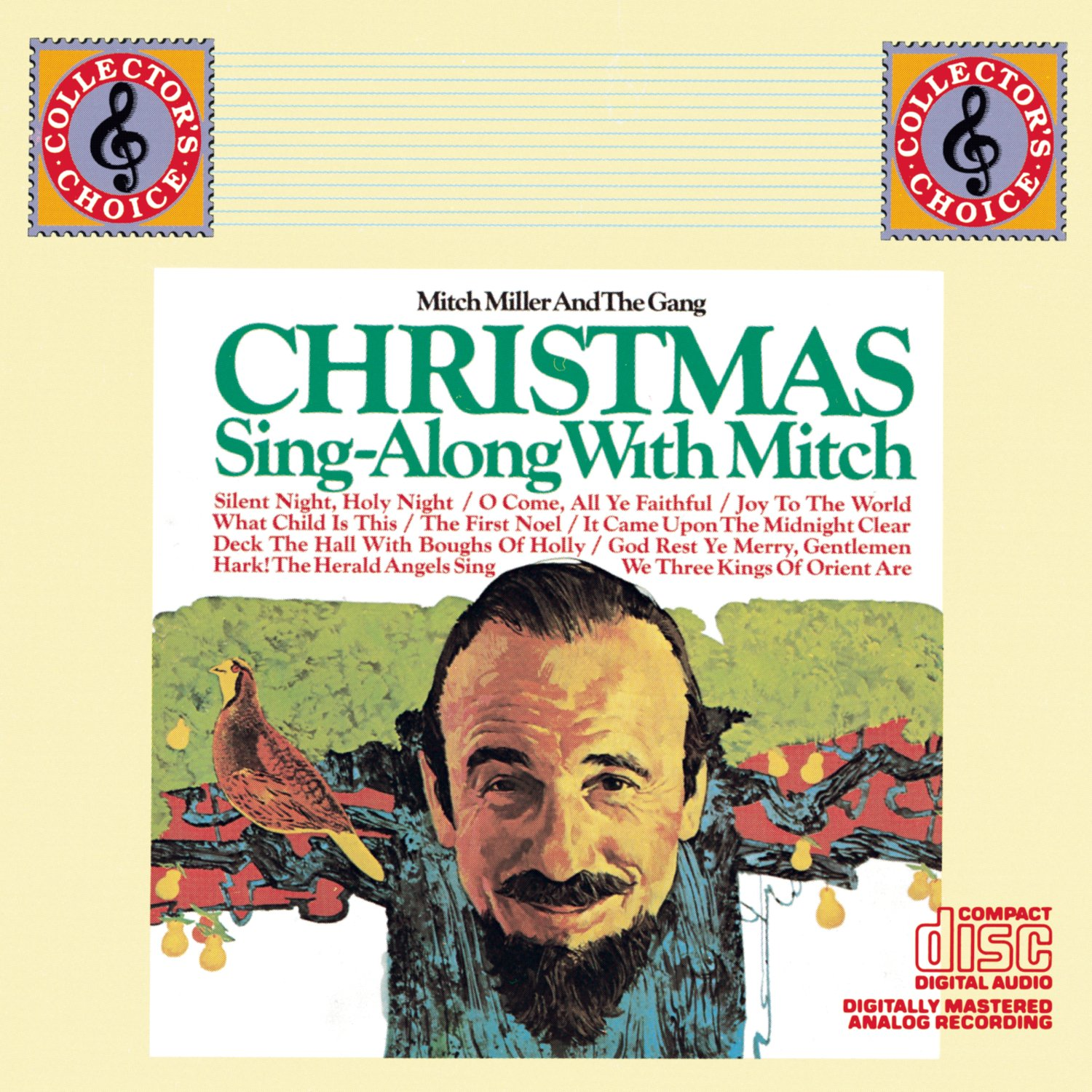 Mitch Miller and The Gang - Christmas Sing-Along With Mitch - Amazon ...