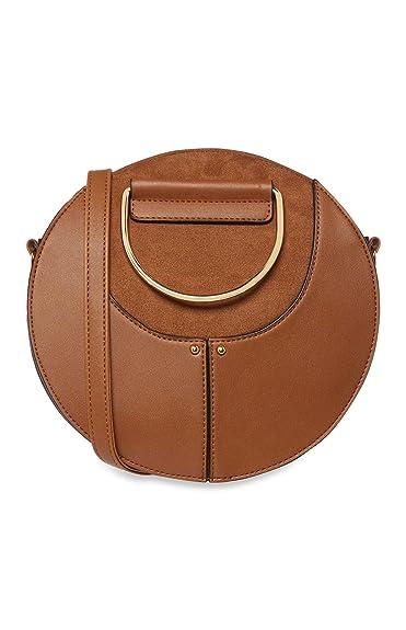 410e75175cbe Ladies Casual Small Crossbody Saddle Bag for Women Shoulder Purse Designer  Handbags  Amazon.co.uk  Shoes   Bags