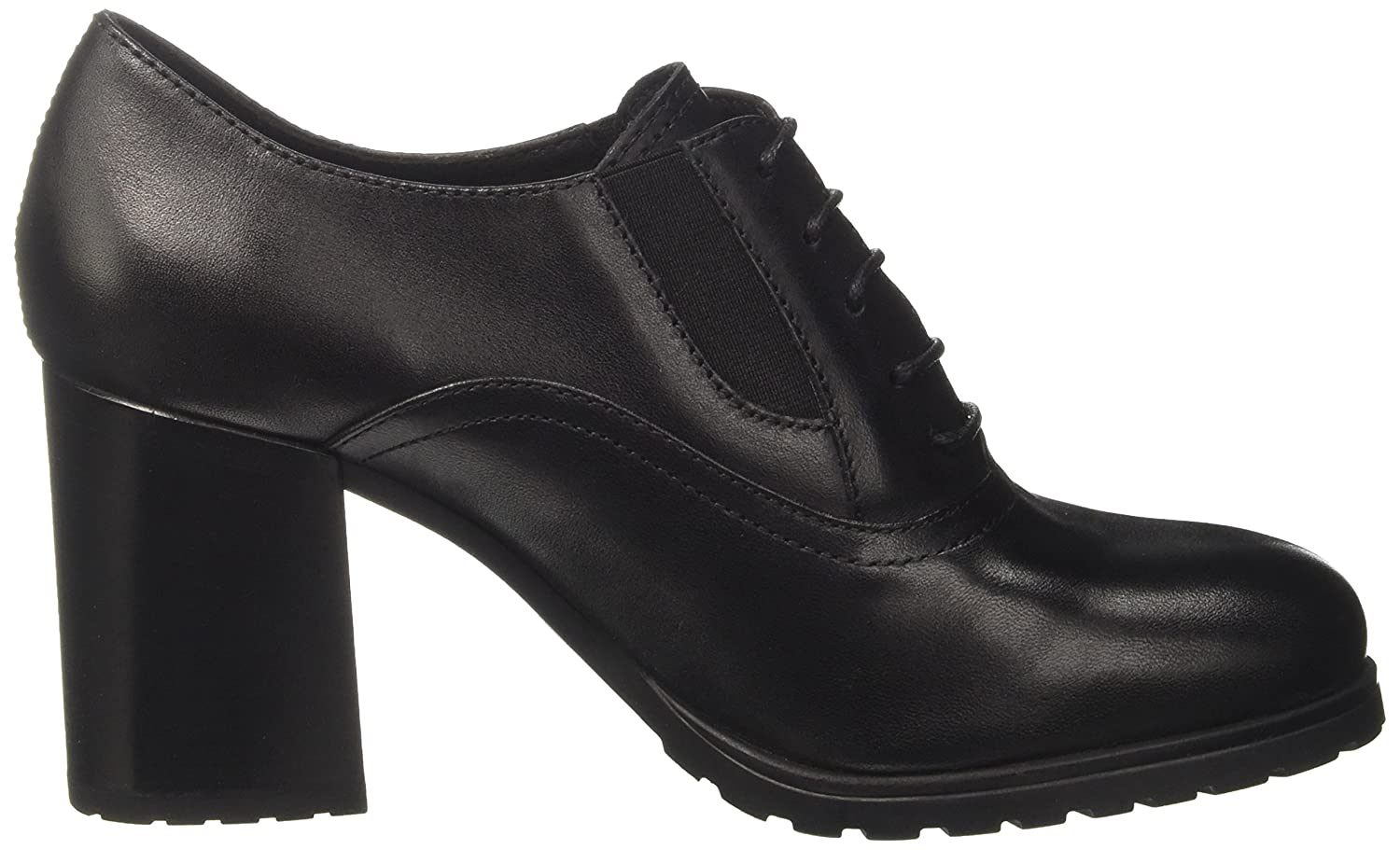 Geox Damen D E New Lise High E D Pumps Schwarz (schwarz) c4d45d