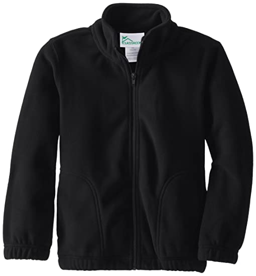 Amazon.com: Classroom Youth Unisex Polar Fleece Jacket: Clothing
