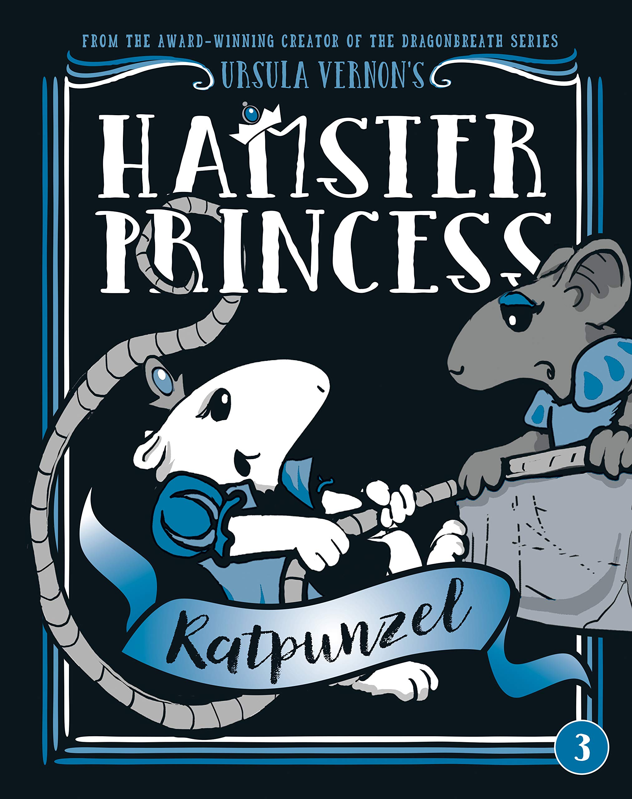 Amazon.com: Hamster Princess: Ratpunzel (9780803739857 ...