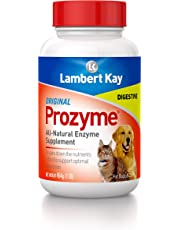 Prozyme Original All-Natural Enzyme Supplement for Dogs and Cats, 454-Gram