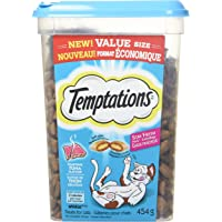 Temptations Treats for Cats - Tuna - 454g
