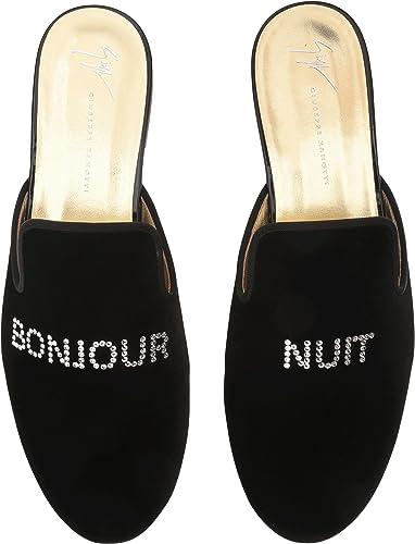 ae3471a3146c4 Amazon.com | Giuseppe Zanotti Men's Kevin Bonjour/Nuit Slide | Sandals