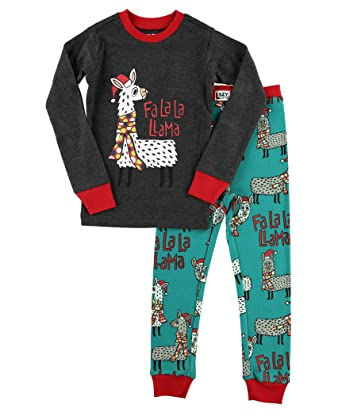 a5fd8d4324 Amazon.com  Family Matching Christmas Pajamas by LazyOne