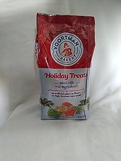 Amazon Com Voortman Green Festive Cookies 10 6oz Bag Pack Of 4