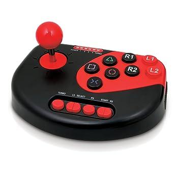 dreamGEAR DGPS3-1360 mando y volante - Volante/mando (Mando de juegos,