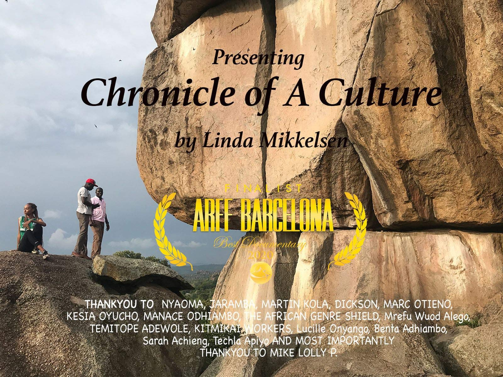 Chronicle of A Culture on Amazon Prime Video UK