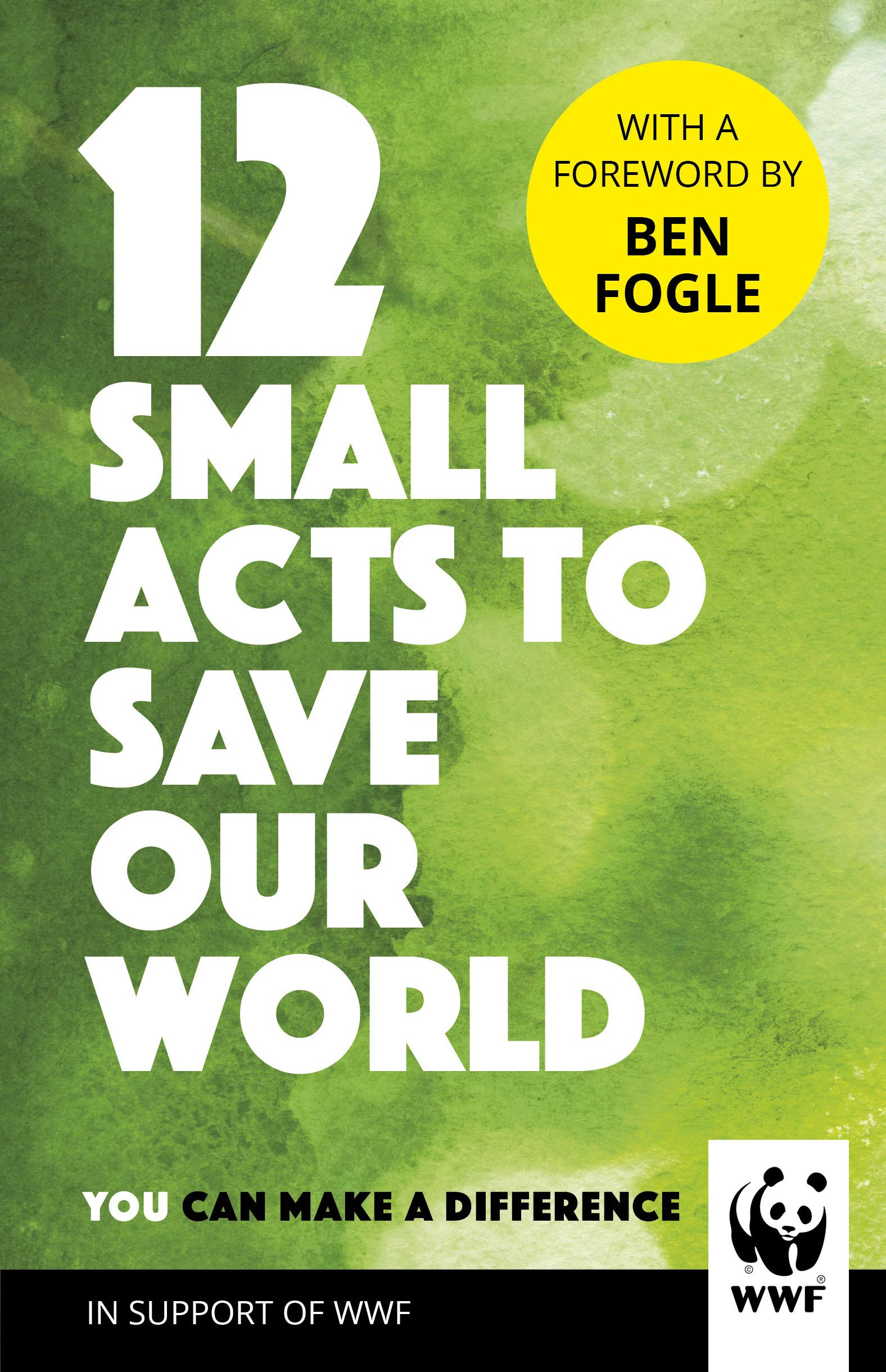 Image result for 12 small acts to save our world