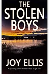 THE STOLEN BOYS a gripping crime thriller with a huge twist (JACKMAN & EVANS Book 5) Kindle Edition