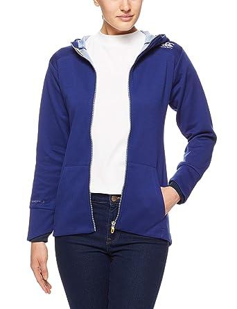 3c9359579e1 Vaposhield Ladies Full Zip Hooded Sweat - Blueprint  Amazon.co.uk ...