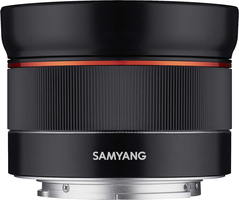 Samyang Af 24 Mm F2 8 Fe Vollformat 24mm Weitwinkel Kamera