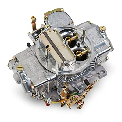 Holley Classic Carburetor 4160 750 CFM Universal Polished: Automotive
