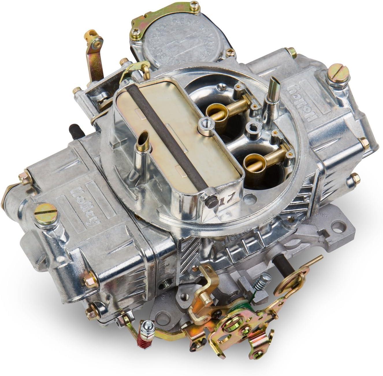 B00029J3YI Holley 0-3310S Model 4160 Street Performance 750 CFM Square Bore 4-Barrel Vacuum Secondary Manual Choke New Carburetor 812X8of2BB8L.SL1500_