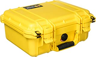 product image for Pelican 1400 Case No Foam (Yellow)