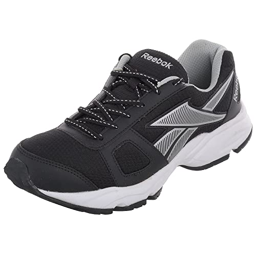 6127e933d0d Reebok Men s Tech Run Black Red and White Mesh Running Shoes  Buy Online at  Low Prices in India - Amazon.in