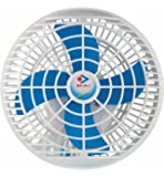 Bajaj Ultima PW01 48-Watt Wall Fan (White)