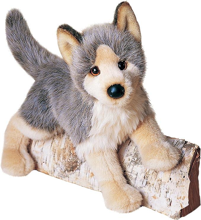 En Peluche Jouets 183641cm long Tyson Wolf Jouet en peluche