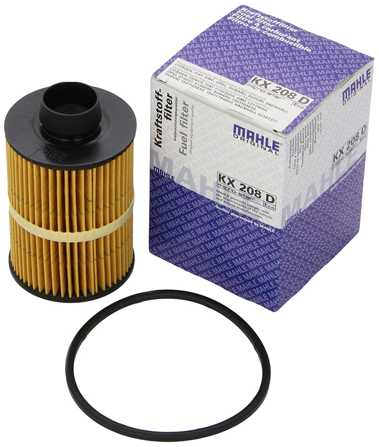 Knecht Kx 208d Fuel Filter Car Motorbike Gmc