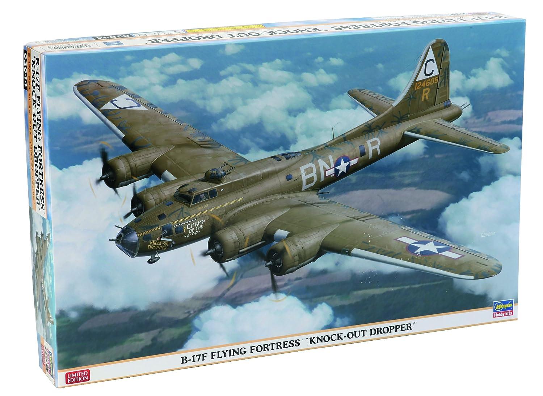 ハセガワ 1/72 B-17F フライングフォートレス ノックアウト ドロッパー B00BS1J9WA