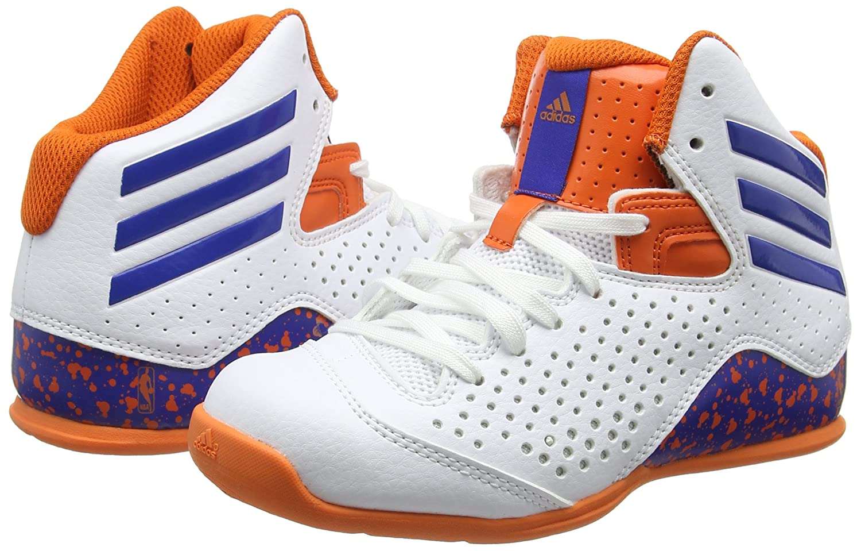 timeless design b6568 e649c adidas Boys Nxt Lvl SPD Iv NBA K Basketball Shoes