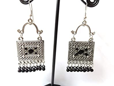 Amazon com: House of crafts India Earring Traditional Ethnic
