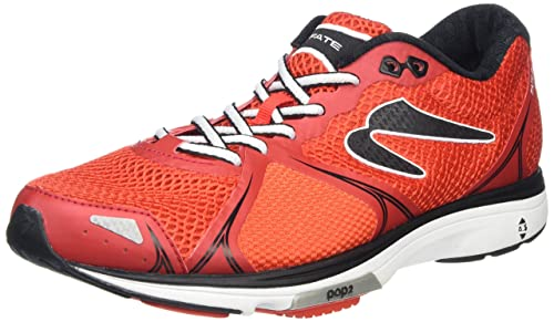 Newton Running Fate II Mens Running Shoe, Zapatillas Hombre, Rojo (Red/Black