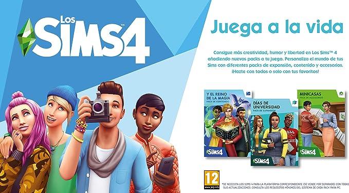 Los Sims 4 - A Trabajar DLC | Código Origin para PC: Amazon.es: Videojuegos