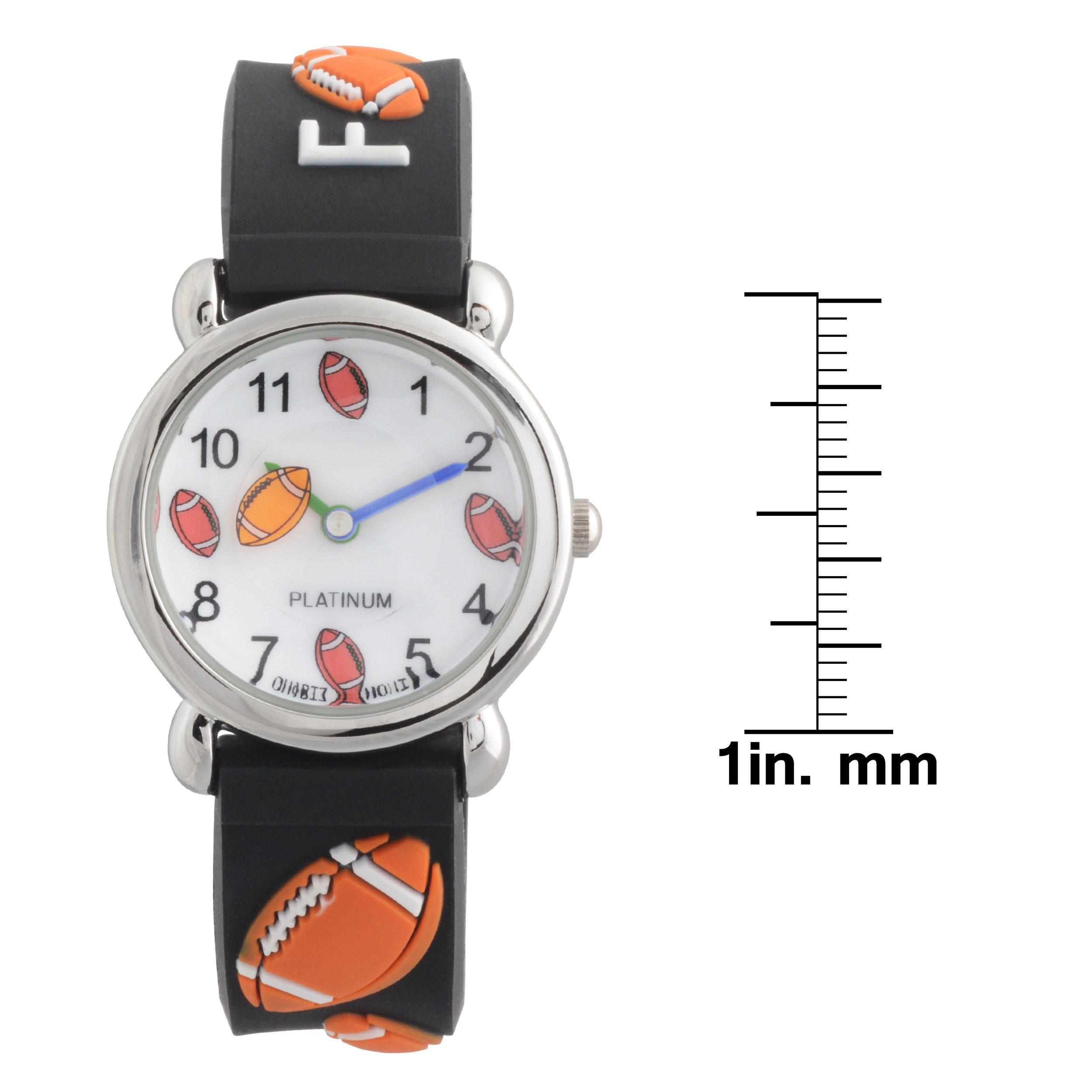 Brinley Co Kids Silicone Watch