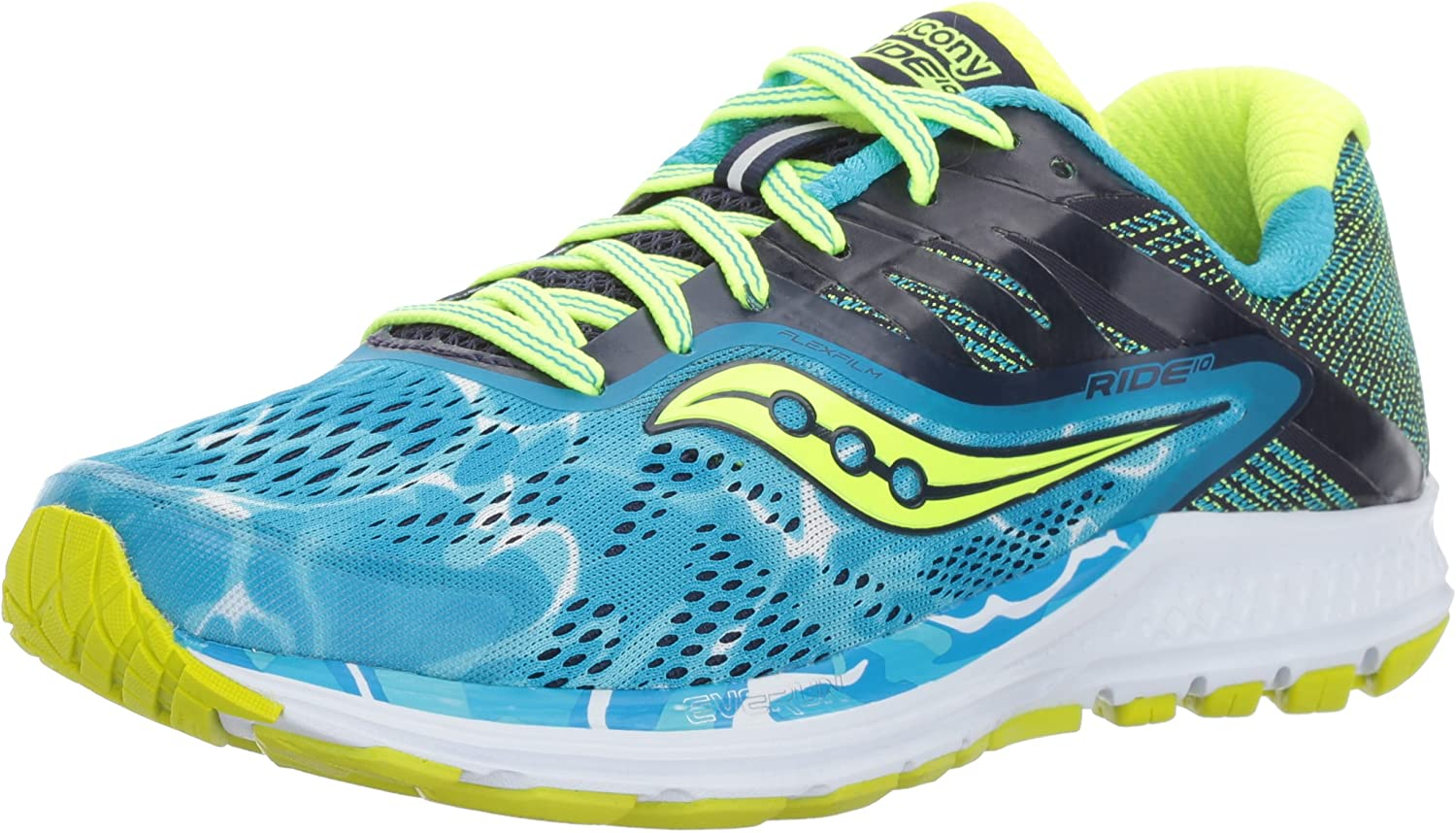 Saucony Women s Ride 10 Running-Shoes