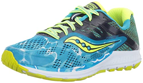 eab8410b604d Saucony Women s Ride 10 Running Shoe