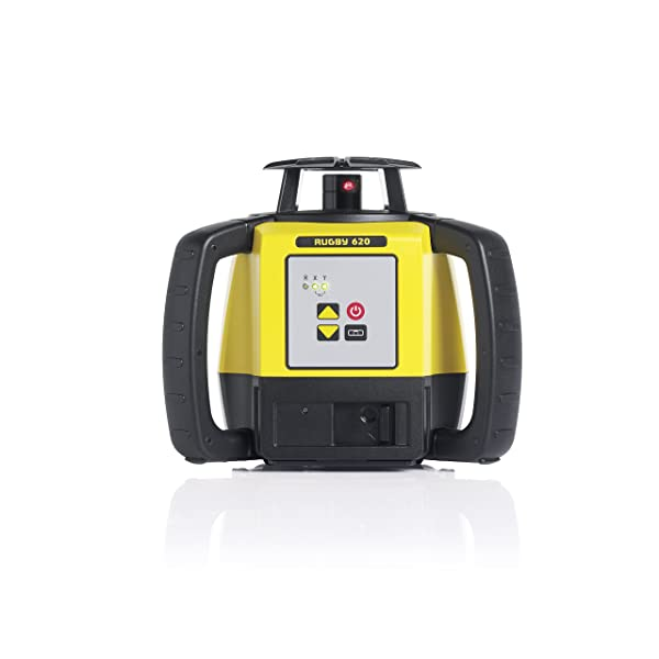 The Most Simple and Reliable Rotary Laser: Leica Rugby 620