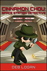 Cinnamon Chou: Space Station Detective Kindle Edition