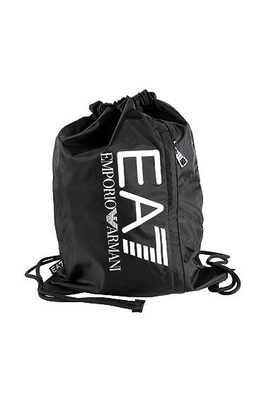 Emporio Armani EA7 Train Prime U Gym Sack in Black - One Size ... 88ded685a8e72