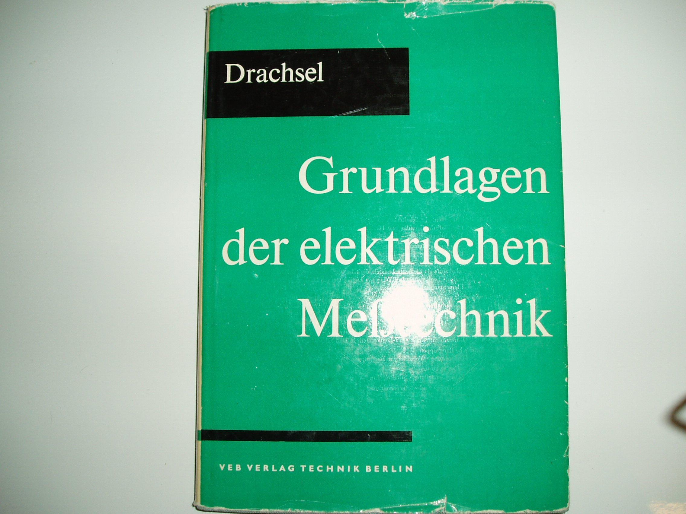 Grundlagen der elektrischen Messtechnik: Amazon.de: Reinhold ...
