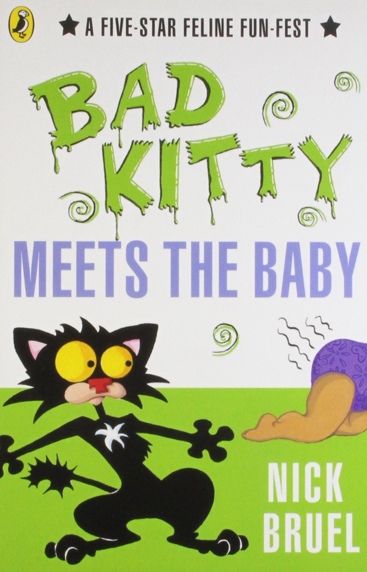 Bad Kitty Meets the Baby. Nick Bruel ebook