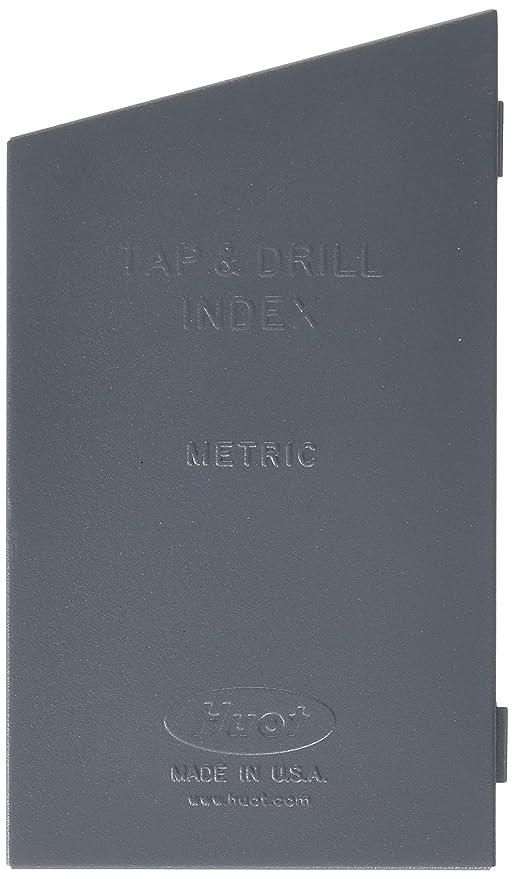 Amazon Com Drillco 18mdx 18pc Tap Drill Index Metric