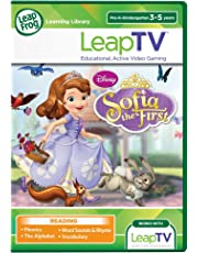 LeapFrog LeapTV Disney Sofia The First Active Video Game