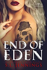 End of Eden (Se7en Sinners Book 2) Kindle Edition