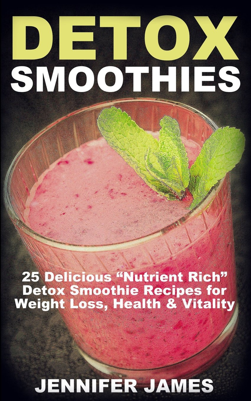 Detox Smoothies Delicious Nutrient Smoothie product image