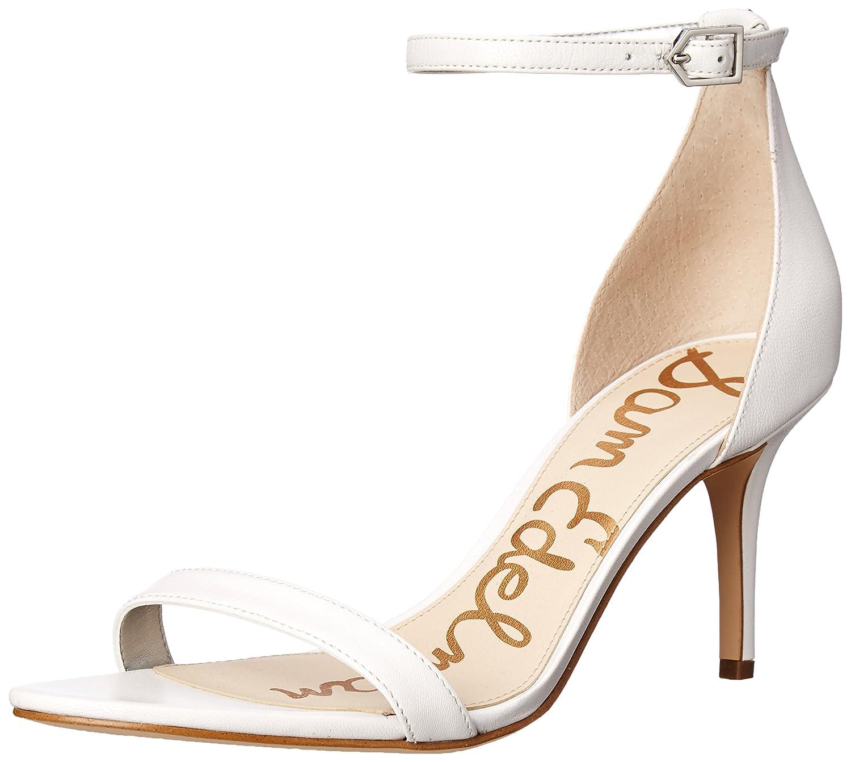 Sam Edelman Women's Patti Dress Sandal B017MWAC5Q 9.5 B(M) US|White