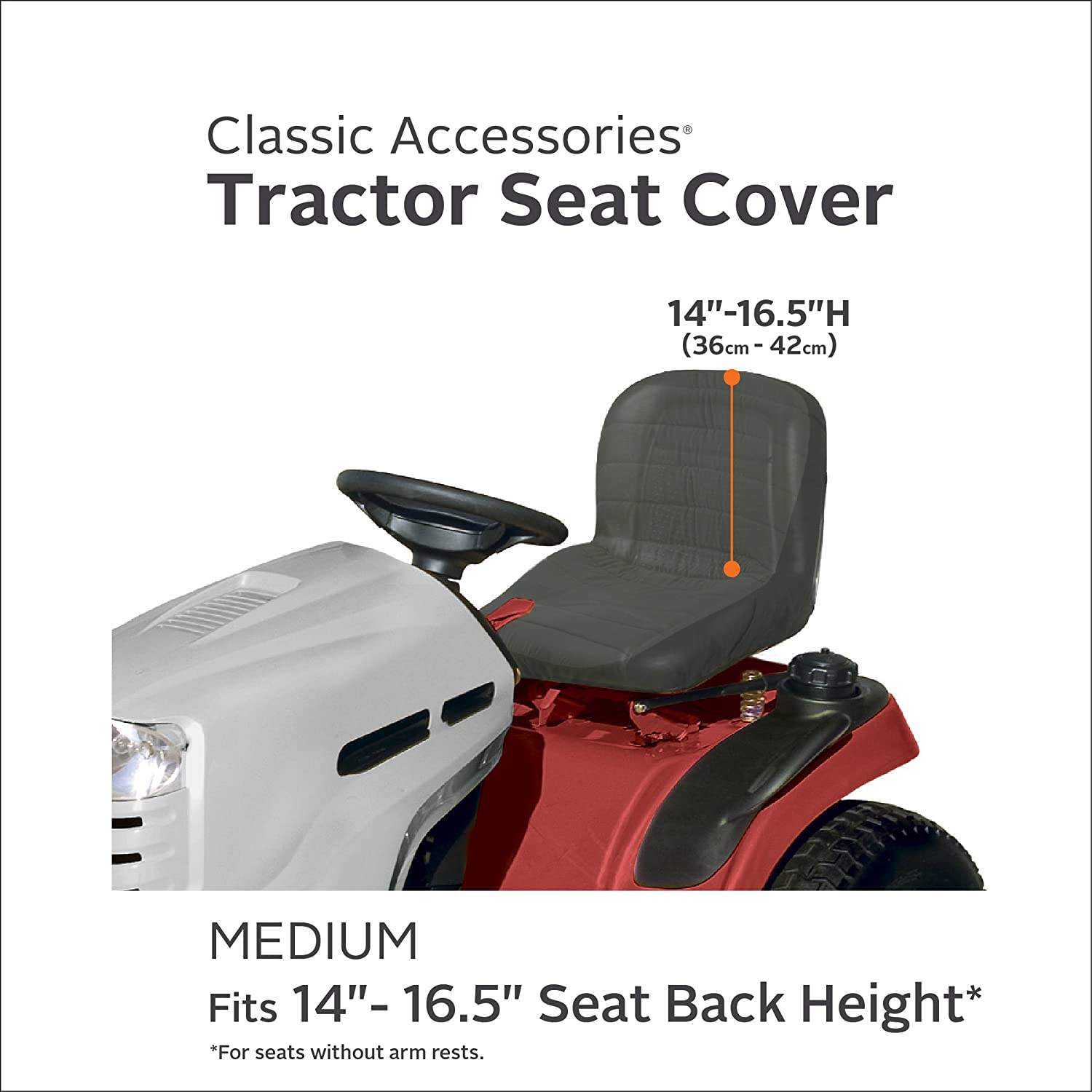 Amazon Classic Accessories Deluxe Riding Lawn Mower