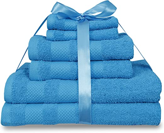 100% toallas de algodón, lisa, de cara toalla de mano y grandes ...