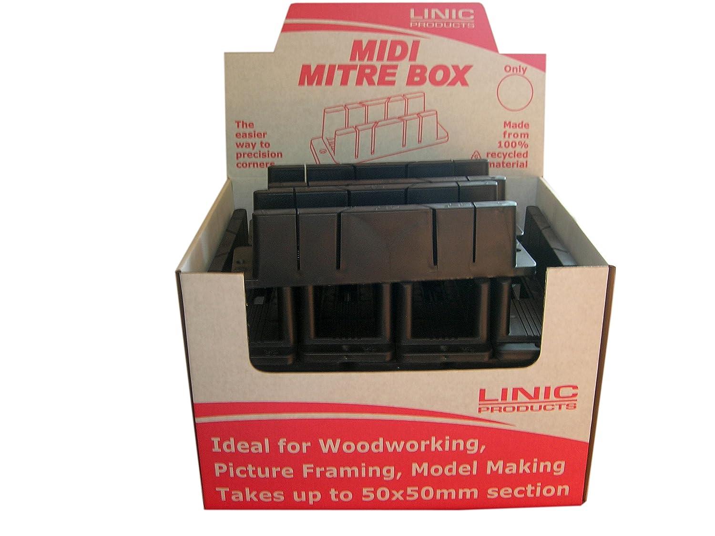 Mitre Midi, Box à 20 Stück B00AMXX3YK | Einfach zu bedienen