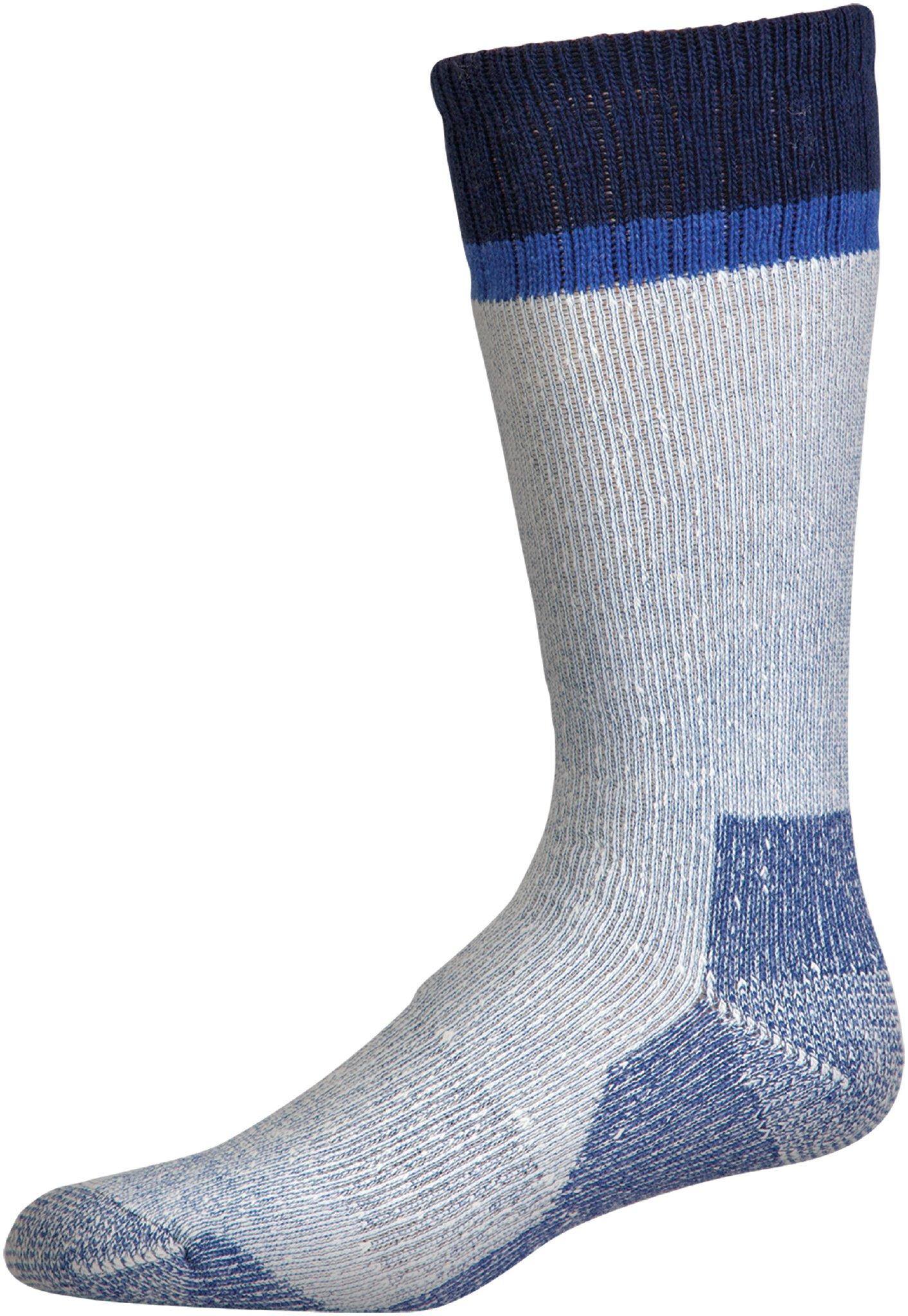 Mossy Oak Men's Mountaineer Acrylic Wool Heavy Weight Crew Socks (2-Pack)
