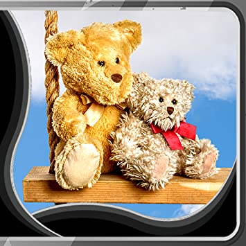 Amazon Com Teddy Bear Live Wallpapers Appstore For Android